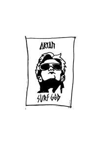 Aryan-Surf-God